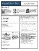 U S History Review Imperialism thru 2012 Set of 13 Reviews