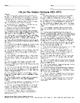 U.S. History STAAR Crossword Puzzle Ch-24: The Sixties-Vie