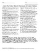U.S. History STAAR Crossword Puzzle Ch-23: The Sixties-Minority Movements