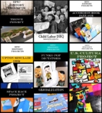 U.S. History After 1877: Projects & Activities for the Whole Year!