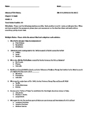 U.S. History Test - Manifest Destiny, Westward Expansion &