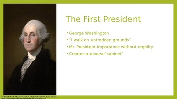 U.S History: The New Nation PowerPoint