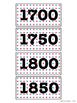 U.S. History Timeline Cards