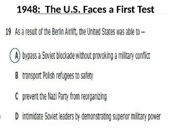 U.S. History Unit 7:  The 1950s (1946-1959)