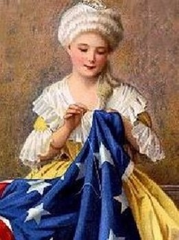 U.S. History Women in History Internet Assignment Betsy Ross
