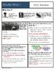 U S History World War I Review