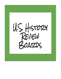 U.S. History choice boards