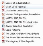 U.S. History exploration to Civil War Powerpoint TEKS