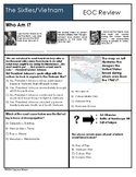 EOC Review U S History the Sixties Review