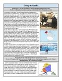 American Imperialism Jigsaw Activity: Alaska, Cuba, Philip