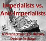 U.S. Imperialism (Spanish-American War, Philippines, etc.)