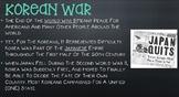 U.S. Involvement in Korea/Vietnam Wars