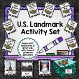 U.S. Landmark Activity Bundle