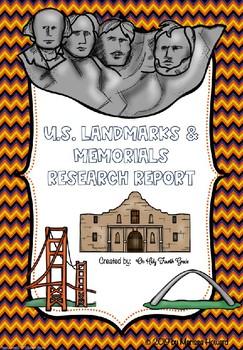 U.S. Landmarks & Memorials Research Report