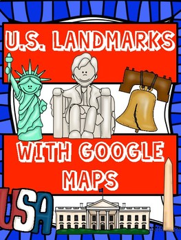 U.S. Landmarks and National Parks - Virtual Field Trip