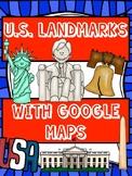 U.S. Landmarks and National Parks - Virtual Field Trip