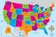 U.S. Map & Reading Comprehension {Bundle}