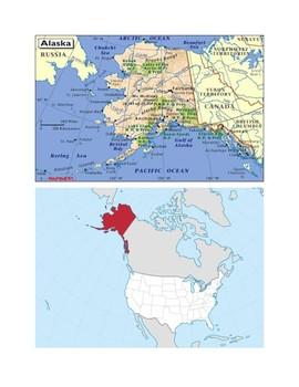 Us Map Scavenger Hunt 5 Regions Bundle By Mr Matthews Teacher Store - Map-of-the-5-us-regions
