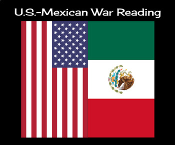 U.S.-Mexican War Reading