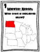 U.S. Midwest Region All Around the Room Scavenger Hunt Activity