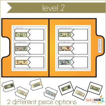 U.S. Money Puzzle Folders - MEGA BUNDLE