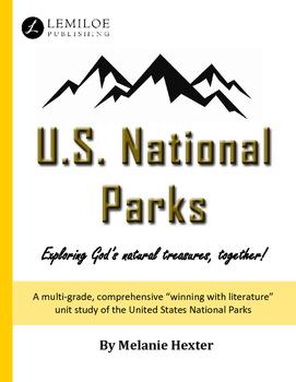 U.S. National Parks Unit Study