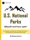 U.S. National Parks Unit Study