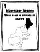 U.S. Northeast Region All Around the Room Scavenger Hunt Activity