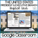 U.S. President and Executive Branch Digital Distance Learn