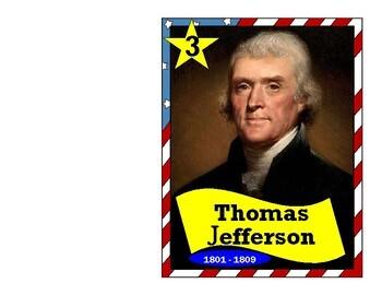 U.S. Presidents - 45 Printable Posters