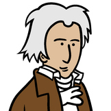 U.S. Presidents Andrew Jackson HISTORICAL Clip art by MB STEAD