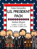 U.S. Presidents Cross Curricular Mega Pack