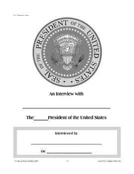 U.S. Presidents File Folder Report