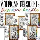 U.S. Presidents Flip Book Activity BUNDLE - Set 1