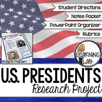 U.S. Presidents Research Project - President's Day