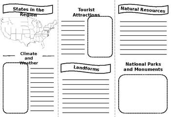 U.S. Regions Brochure