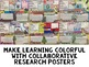 U.S. Regions Collaborative Poster BUNDLE: ALL 50 STATES INCLUDED
