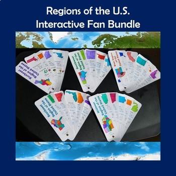 U.S. Regions Interactive Fan Bundle