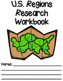 U.S. Regions Research Project & Rubric