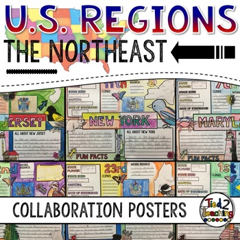 U.S. Regions - The Northeast Collaborative Posters