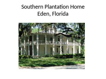 U.S. Regions: The South's Landmarks Power Point