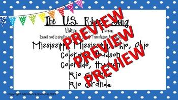 U.S. Rivers Song