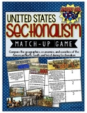 U.S. Sectionalism Match-Up Game