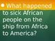 U.S Slavery Quizzo