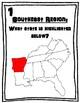 U.S. Southeast Region All Around the Room Scavenger Hunt Activity