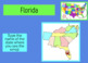 U.S. State Geography Boom Cards, Fill in the Blanks, Geography, Maps, Games
