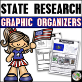 State Research Project - Graphic Organizers