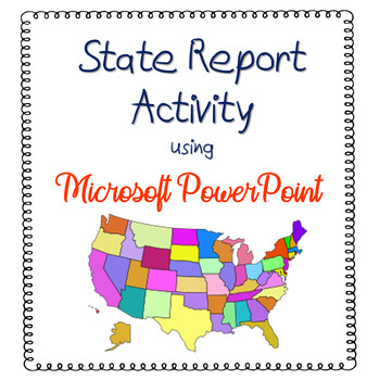 U.S. State Report for PowerPoint