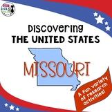 United States Research: Missouri