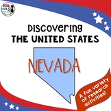 United States Research: Nevada (Printable AND Digital Options!)